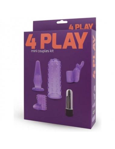Kit de mini-jeux sensuels...